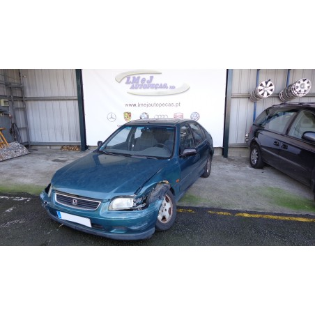 Honda Civic 1.6i LS (GPL), 1995